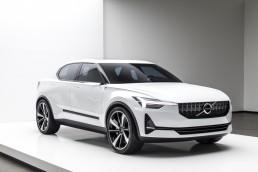 Volvo folgt der Elektrolinie.
