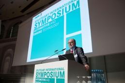 Das Symposium in Stuttgart.